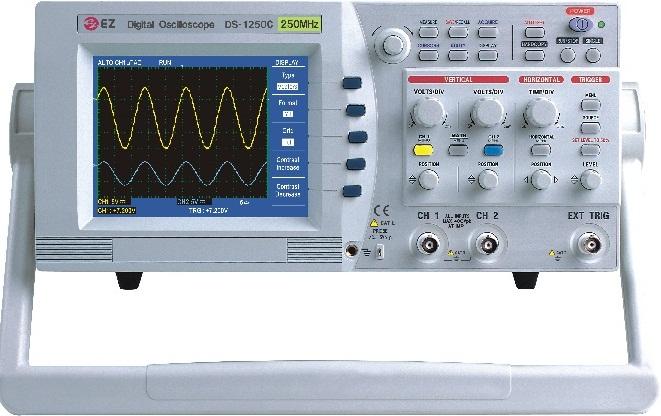 EZ DIGITAL OSILOSKOP DS1100C