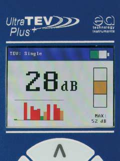 Ultra TEV Plus+ Kit-3 Kımi Boşalma (PD) Tespit Cihazı